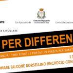 """""""100 piazze per differenziare"""": anche ad Agrigento si promuove la differenziata di qualità"""