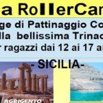 """Ad Agrigento il primo """"Fila Roller Camp"""": uno stage di pattinaggio per ragazzi"""