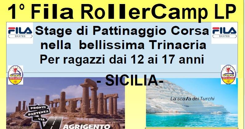 Fila Roller Camp