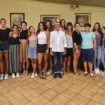 Inizia l'avventura della Seap Pallavolo Aragona: oggi al via la preparazione