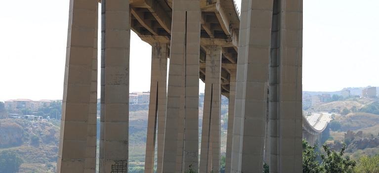 Viadotto Akragas Morandi