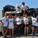 Licata, l'amministrazione ringrazia il WWF: ripulito un tratto di costa