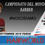 Hairworld: Giuseppe Patania di Favara ai campionati del mondo barber