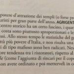"""Per la guida turistica edita da Feltrinelli ad Agrigento """"radicati atteggiamenti di tipo mafioso"""": Picarella (Confcommercio) annuncia azioni legali"""