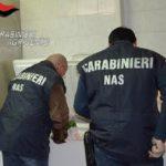 Agrigento, controlli dei carabinieri del Nas: sospesa attività