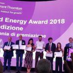 L'Hotel Costazzurra Museum & Spa di Agrigento premiato a Milano col Good Energy Award