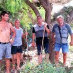 Lampedusa senza plastica: nuova iniziativa nella zona della banchina sotto la Madonnina