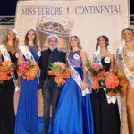 Claudia Montante è Miss Europe Continental Sicilia 2018