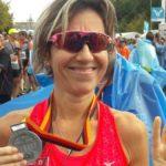 Maratona di Berlino: l'atleta agrigentina Liliana Scibetta da record