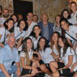La Pallavolo Seap Aragona è stata ufficialmente presentata ai tifosi e alla città