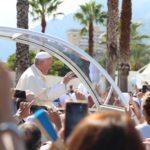 Il Papa a Palermo: folla imponente al Foro Italico