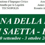 """Ultimi appuntamenti """"Settimana della Legalità Giudici Saetta Livatino"""" edizione 2018"""