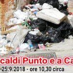 Agrigento, cumuli di spazzatura in via Vallicaldi: APC propone di censire gli utenti