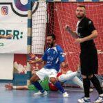 Sconfitta in casa per l'Akragas Futsal: contro il Cataforio è 8 a 5