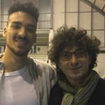 Basket e giornalismo: Lorenzo Ambrosin incontra Carmelo Sardo