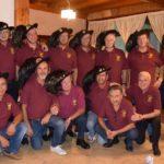Cena sociale per l'associazione bersaglieri di Agrigento