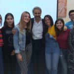 """Agrigento, il Liceo Scientifico """"Leonardo"""" incontra il capo della DIA"""