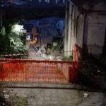 Crollo in via Imera, collassa un magazzino nel centro di Agrigento