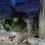 Agrigento, crollo in via Canonico Sorrento: sgomberate tre famiglie – FOTO