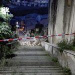 Crollo abitazione via Imera: revocata l'ordinanza di sgombero