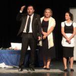 """Successo per la compagnia teatrale """"Nino Martoglio"""" in Belgio"""