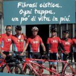 Ad Agrigento l'ex campione del Mondo Mario Cipollini per la VII Charity Bike Tour: iniziativa per la ricerca sulla fibrosi cistica