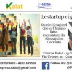 Le startup e i giovani: al centro Kalat seminario con Alessandro Cacciato