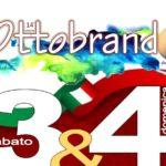 Ottobrando, tutto pronto per l'ultima settimana: gli eventi del 3 e 4 novembre