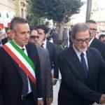 Bicentenario della nascita di Francesco Crispi: al via le celebrazioni, Musumeci a Ribera – FOTO