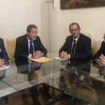 Confcommercio Sicilia incontra il presidente Musumeci: Picarella mette sul tavolo tre temi fondamentali