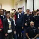 """Agrigento, la Polizia di Stato incontra gli studenti del Liceo """"Leonardo"""""""