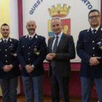 Alla Questura di Agrigento tre nuovi poliziotti: rinforzi per Licata e Palma di Montechiaro