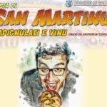 Grotte, Festa di San Martino: Mpignulati e vino sabato 10 novembre con Marco Manera
