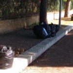"""Agrigento, viale della casa natale di Luigi Pirandello. Borsellino: """"un cumulo di spazzatura"""""""
