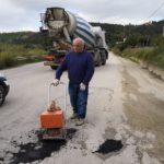 Agrigento, al via la manutenzione viaria: le buche saranno un vecchio ricordo – FOTO