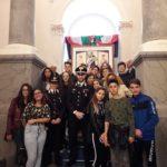 Agrigento: l'arma dei Carabinieri incontra i giovani delle scuole