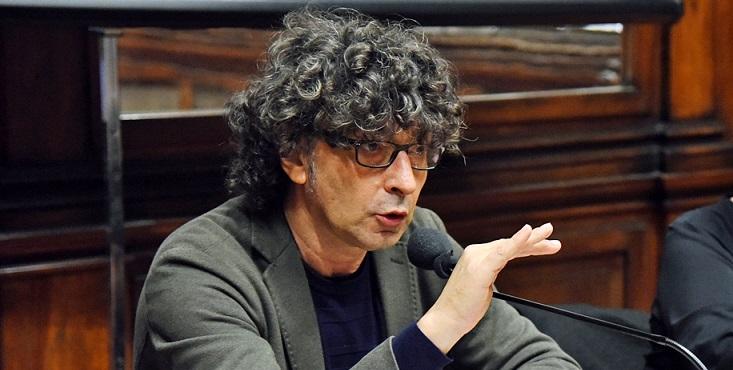 """Ad Agrigento la """"Cena con l'autore"""" Carmelo Sardo"""