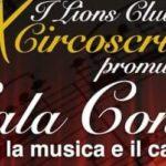 """Agrigento, """"Gala Concert"""" di solidarietà del Lions club"""