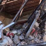 Paura a Favara, crolla abitazione nel centro storico – FOTO