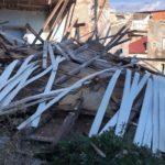 Favara, crolla un'abitazione nel centro storico: nessun ferito