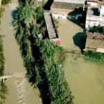 Agrigento, esondazione del fiume Akragas: le immagini dall'alto – VIDEO