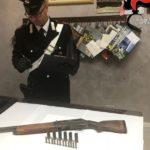 Siculiana, durante un intervento per schiamazzi, viene sorpreso con un fucile detenuto illegalmente: manette per un pensionato