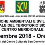 Sviluppo locale del territorio: incontro del Gruppo di Azione Locale Sicilia Centro Meridionale