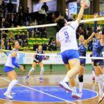 La Pallavolo Seap Aragona verso gara 1 della finale playoff contro il Castellana Grotte