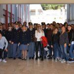 """Agrigento: la Polizia di Stato incontra gli studenti dell'Istituto """"I.T.C. Foderà – Brunelleschi"""""""