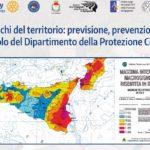 """Il Rotary discute su """"I rischi del territorio: previsione, prevenzione. Il ruolo del Dipartimento della Protezione Civile"""""""