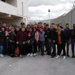 """""""Scuole Sicure"""": studenti visitano il Commissariato di Polizia di Palma di Montechiaro"""