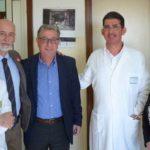 Al via la campagna di vaccinazione antinfluenzale 2018-19. Anche il commissario Asp Gervasio Venuti dà l'esempio sulle buone prassi