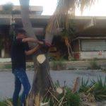 """""""C'è il Natale a Villaseta"""": i Volontari di Strada accendono le luci sul quartiere"""