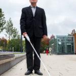 Si fingeva cieco per percepire pensione: nei guai 60enne dell'agrigentino